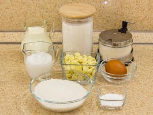 Кокосовый кекс - пошаговый рецепт с фото на Повар.ру