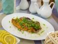 Рыба, маринованная в соусе «Терияки»